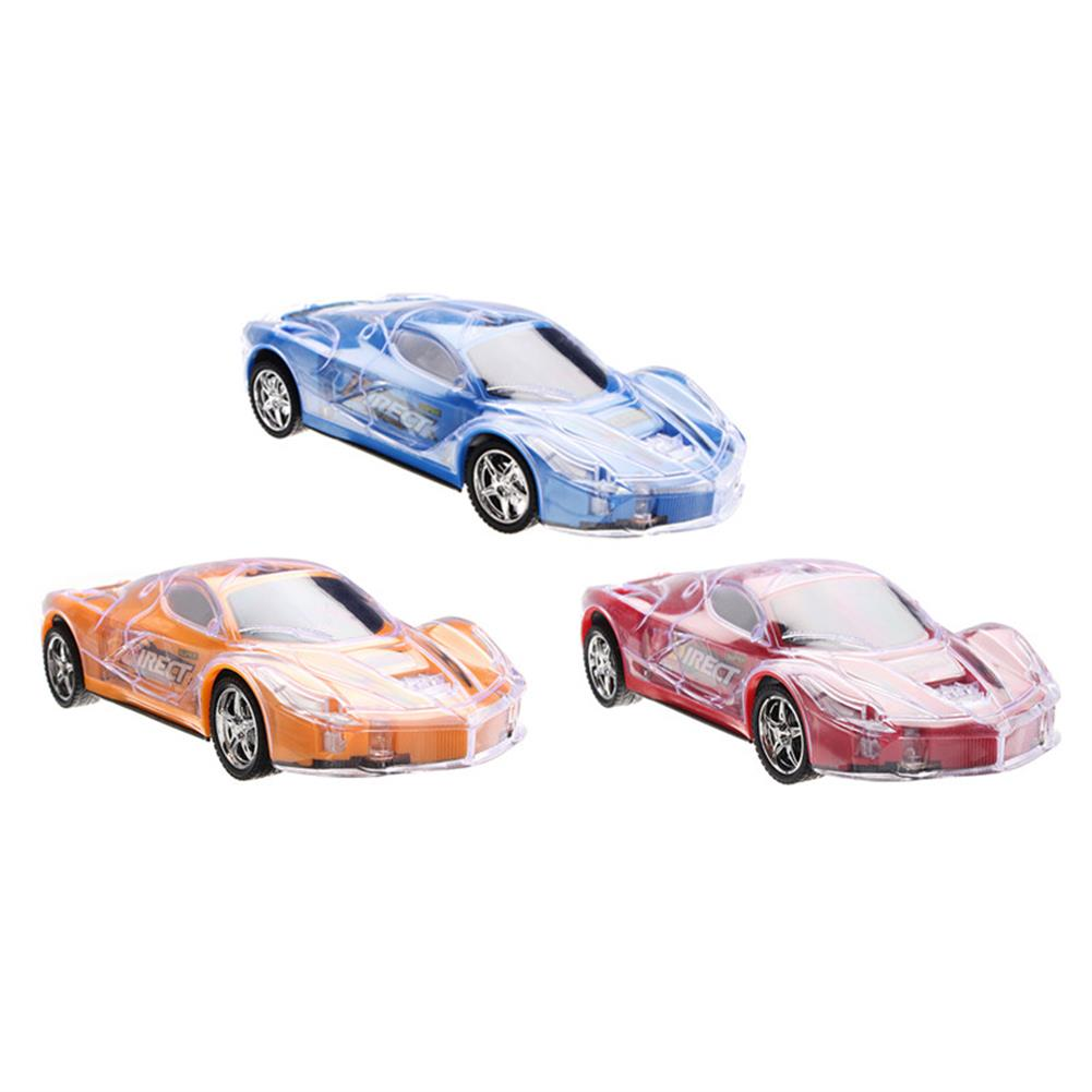 rc-cars 4WD 1/24 RC Remote Control Light Up Racing Car W/ 3D Flashing Lights Drive Toy RC1238705 1