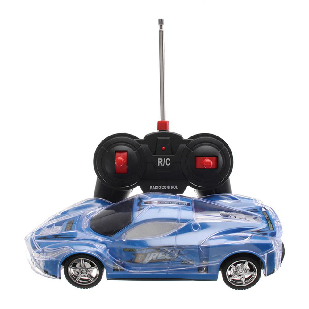 rc-cars 4WD 1/24 RC Remote Control Light Up Racing Car W/ 3D Flashing Lights Drive Toy RC1238705 4