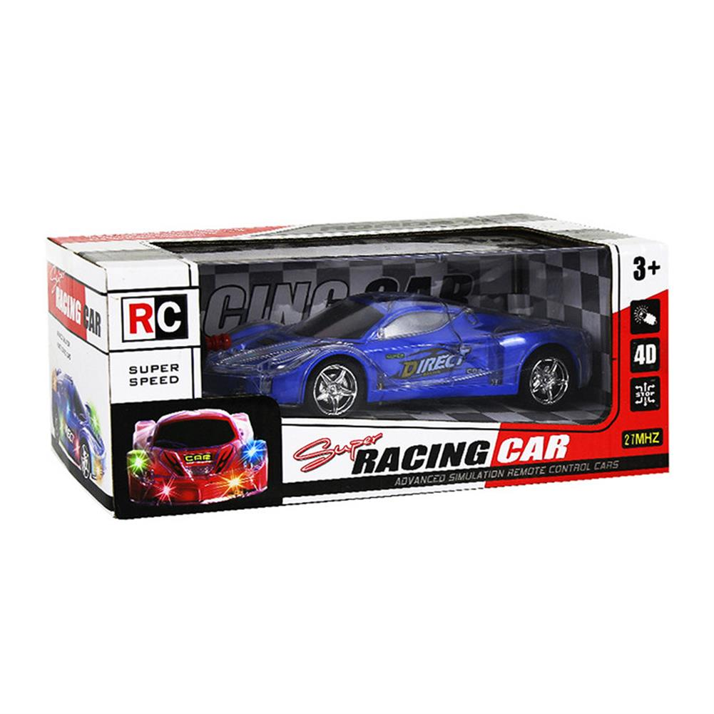 rc-cars 4WD 1/24 RC Remote Control Light Up Racing Car W/ 3D Flashing Lights Drive Toy RC1238705 7