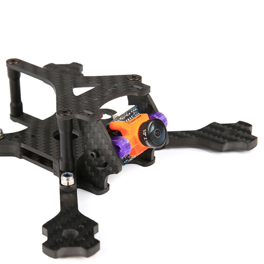 multi-rotor-parts Fixed Mount TPU Purple & Black For Runcam Swift Foxeer 1177 Arrow Micro FPV Camera 3-5 Inch RC Drone RC1243959
