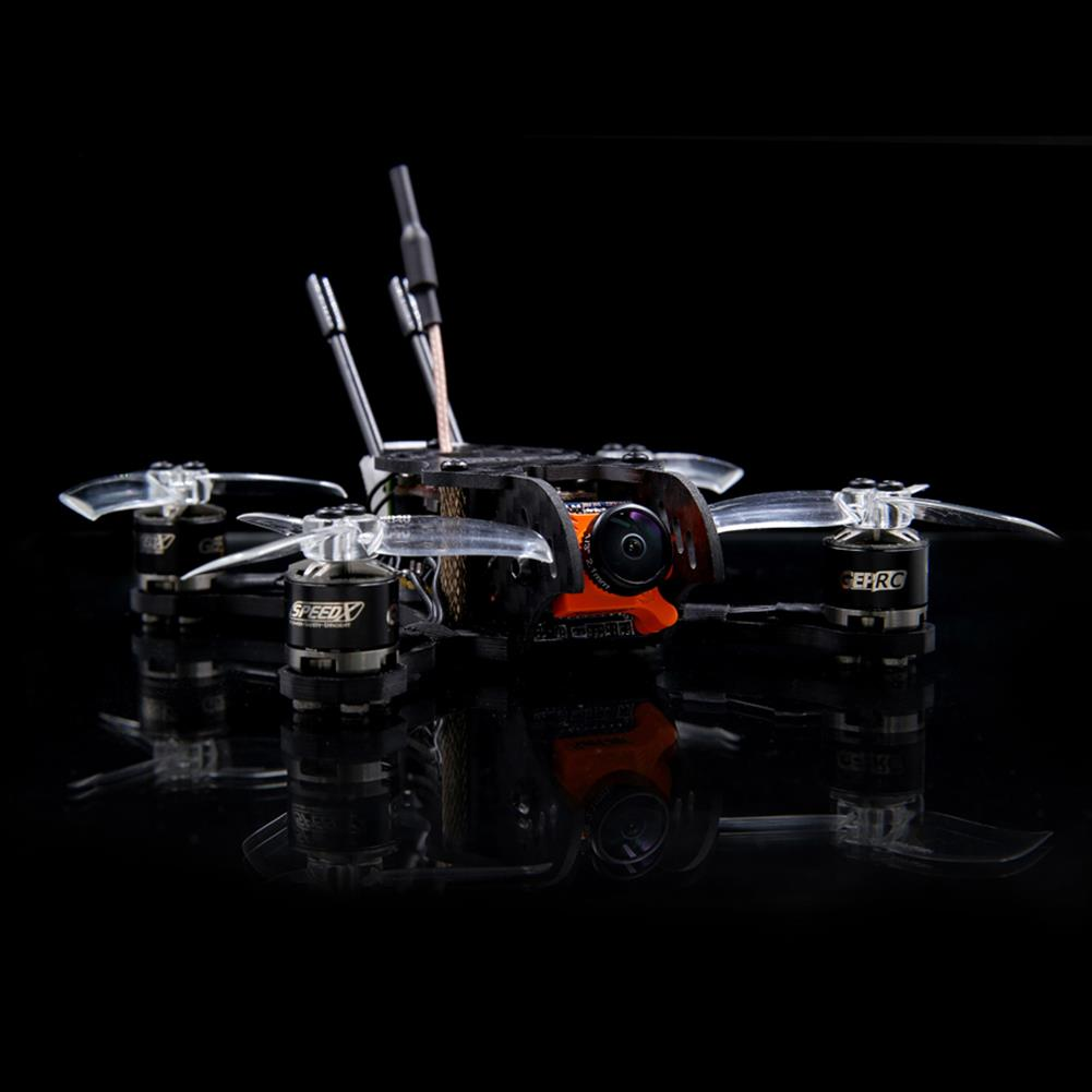 fpv-racing-drones GEPRC Hummingbird 110mm FPV Racing Drone Omnibus F4 12A BLHeli_S 5.8G 48CH VTX RunCam Micro Swift RC1245041 2