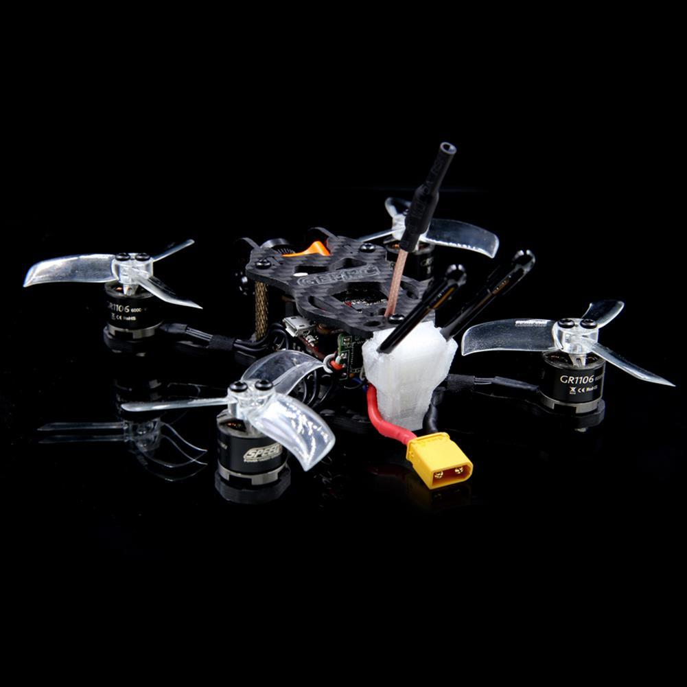 fpv-racing-drones GEPRC Hummingbird 110mm FPV Racing Drone Omnibus F4 12A BLHeli_S 5.8G 48CH VTX RunCam Micro Swift RC1245041 4
