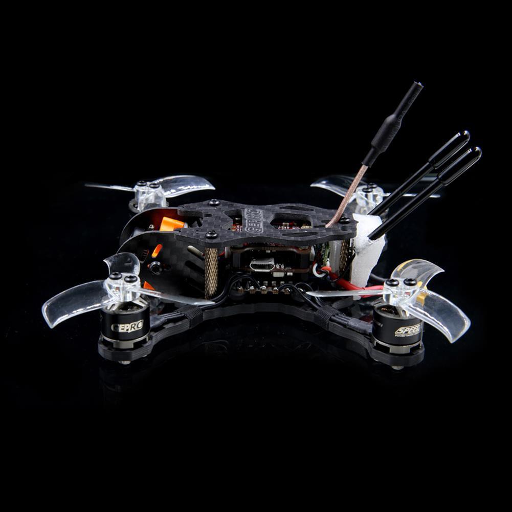 fpv-racing-drones GEPRC Hummingbird 110mm FPV Racing Drone Omnibus F4 12A BLHeli_S 5.8G 48CH VTX RunCam Micro Swift RC1245041 5
