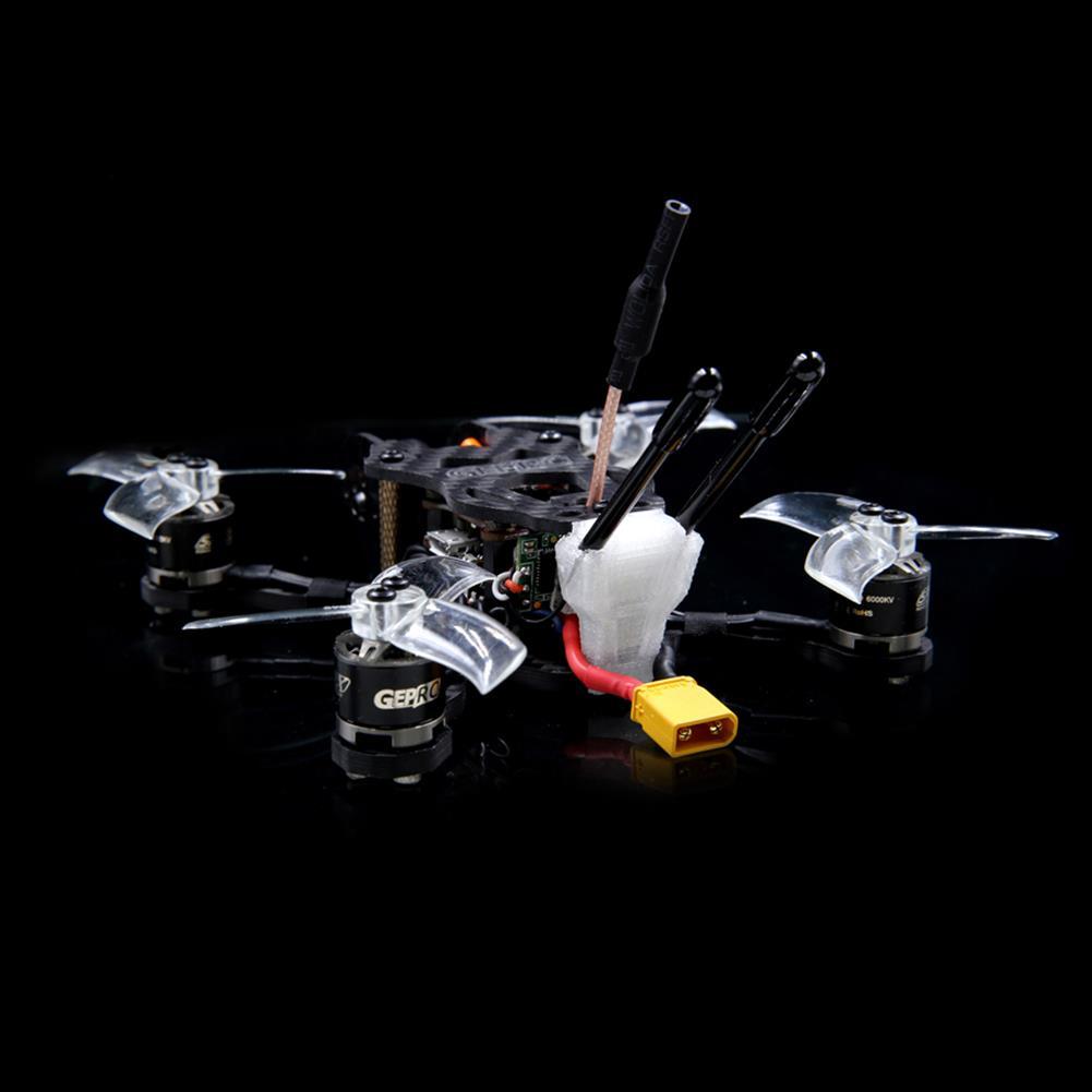 fpv-racing-drones GEPRC Hummingbird 110mm FPV Racing Drone Omnibus F4 12A BLHeli_S 5.8G 48CH VTX RunCam Micro Swift RC1245041 6