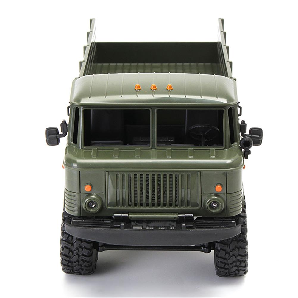 rc-cars WPL WPLB-24 1/16 RTR 4 WD RC Military Truck 2.4GHZ RC1245530 5