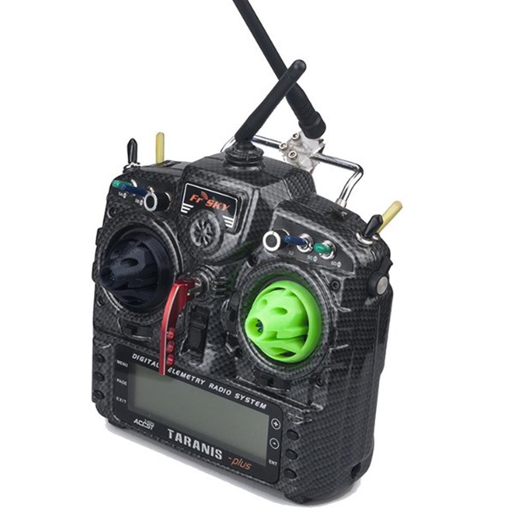 radios-receiver 1 Pair 3D Printed PLA Transmitter Control Rod Protective Case For Frsky X9D Flysky Futaba JR RC1247872