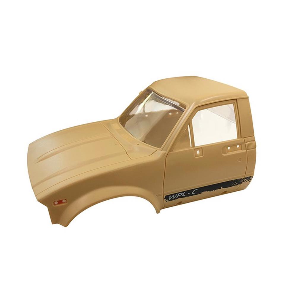 rc-cars WPL C14 2.4G 1/16 Four Drive Climber RC Car KIT With Servo Motor RC1254503 3