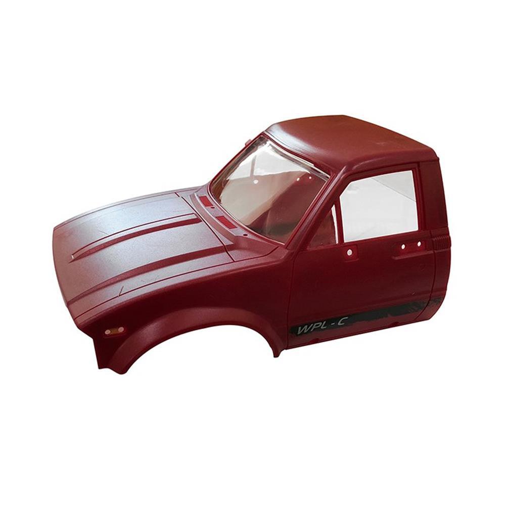 rc-cars WPL C14 2.4G 1/16 Four Drive Climber RC Car KIT With Servo Motor RC1254503 4