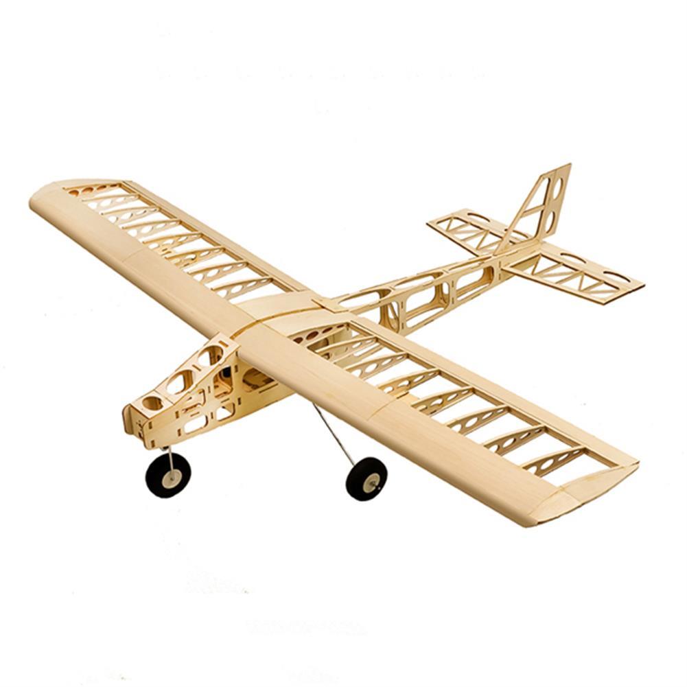 rc-airplane Cloud Dancer 1300mm Wingspan Trainer Balsa Laser Cut RC Airplane Buiding Model RC1255006