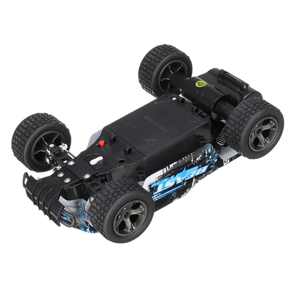rc-cars 2811 1/20 2.4G 2WD High Speed RC Car Drift Radio Controlled Racing Climbing Off-Road Truck Toys RC1255462 4
