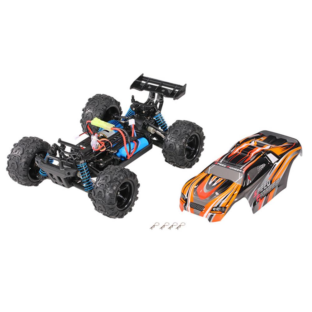 rc-cars Dadgod 9302 1/18 2.4G 4WD High Speed Racing RC Car Off-Road Truggy Vehicle RTR Toys RC1256068 6