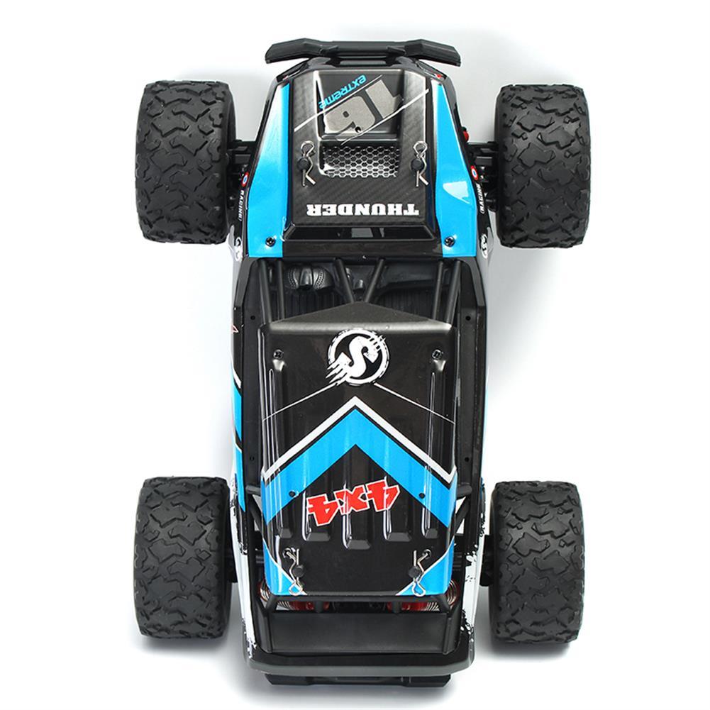 rc-cars HS 18311/18312 1/18 35km/h 2.4G 4CH 4WD High Speed Climber Crawler RC Car Toys RC1256700 3