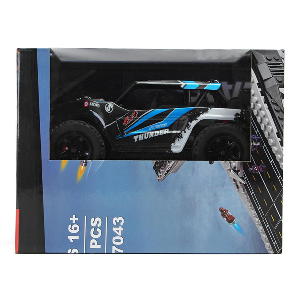 rc-cars HS 18311/18312 1/18 35km/h 2.4G 4CH 4WD High Speed Climber Crawler RC Car Toys RC1256700 6