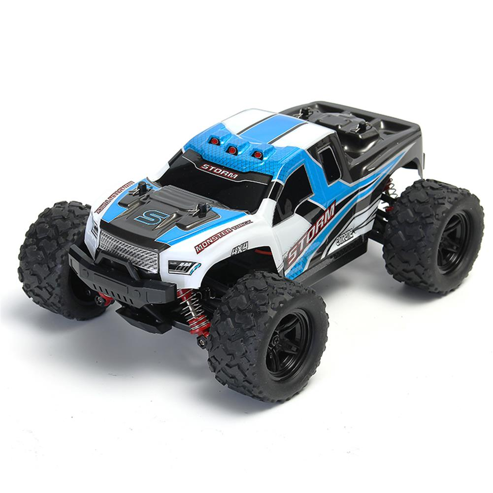 rc-cars HS 18301/18302 1/18 2.4G 4WD High Speed Big Foot RC Racing Car OFF-Road Vehicle Toys RC1256772