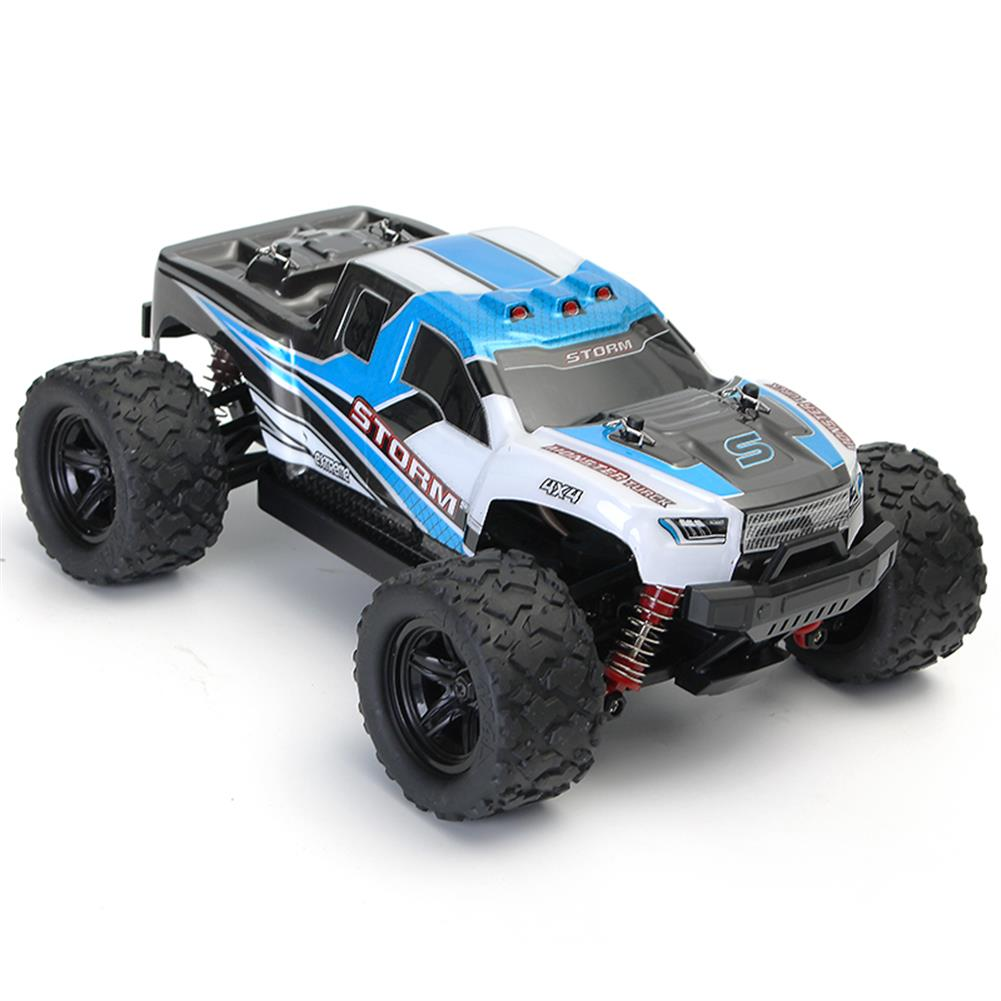 rc-cars HS 18301/18302 1/18 2.4G 4WD High Speed Big Foot RC Racing Car OFF-Road Vehicle Toys RC1256772 2