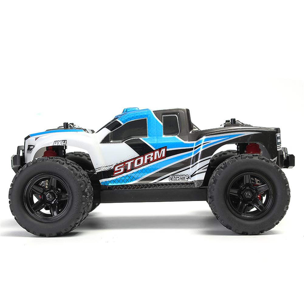 rc-cars HS 18301/18302 1/18 2.4G 4WD High Speed Big Foot RC Racing Car OFF-Road Vehicle Toys RC1256772 3
