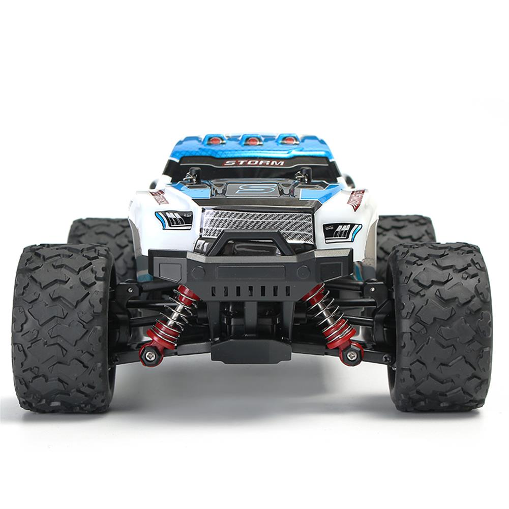 rc-cars HS 18301/18302 1/18 2.4G 4WD High Speed Big Foot RC Racing Car OFF-Road Vehicle Toys RC1256772 4