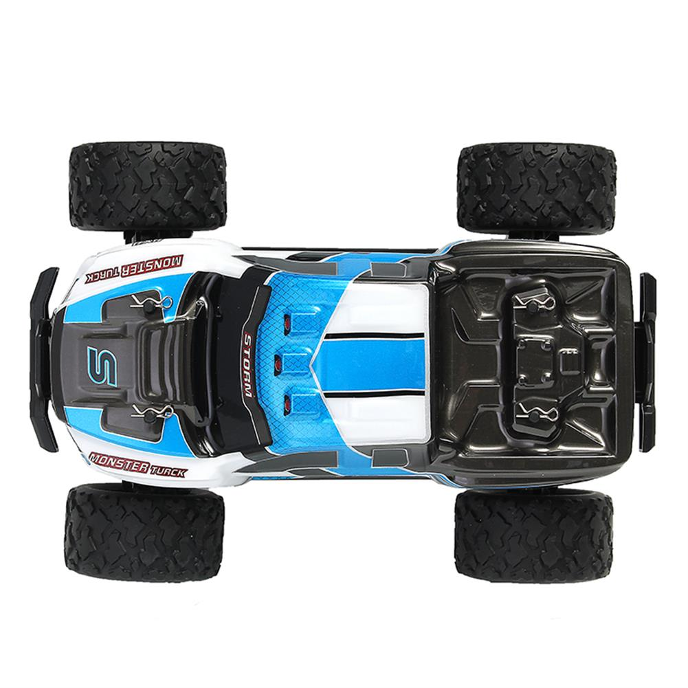rc-cars HS 18301/18302 1/18 2.4G 4WD High Speed Big Foot RC Racing Car OFF-Road Vehicle Toys RC1256772 5