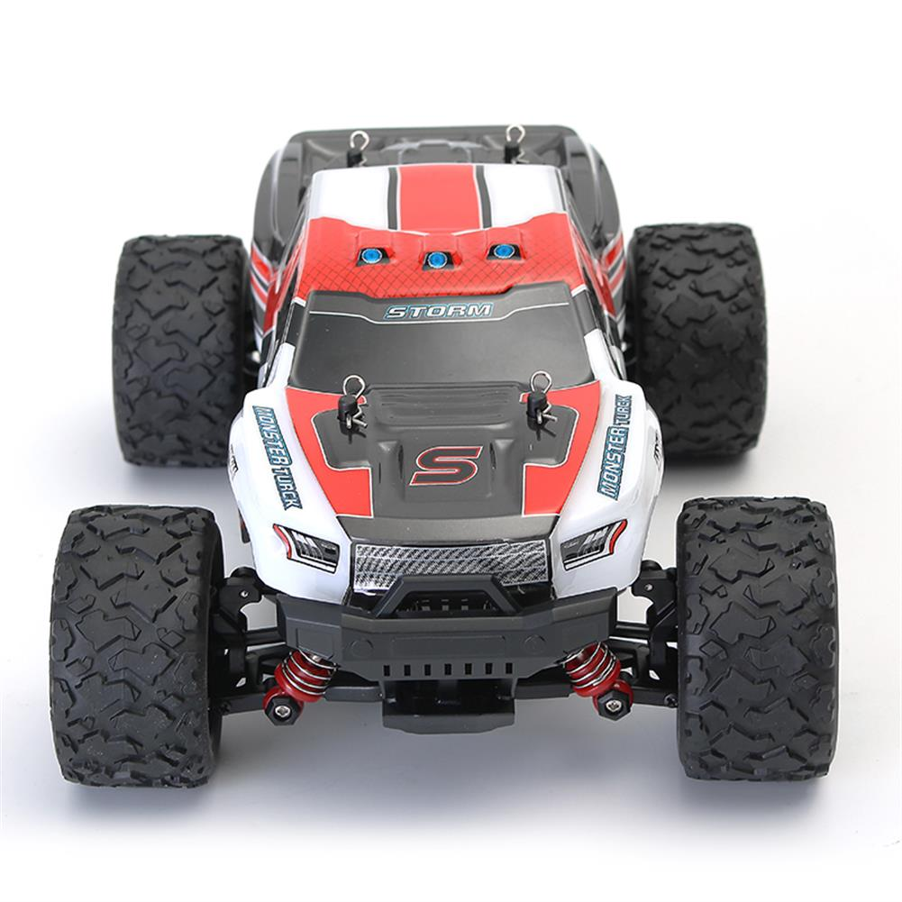 rc-cars HS 18301/18302 1/18 2.4G 4WD High Speed Big Foot RC Racing Car OFF-Road Vehicle Toys RC1256772 7
