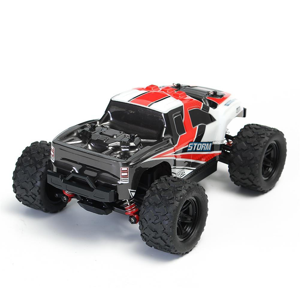 rc-cars HS 18301/18302 1/18 2.4G 4WD High Speed Big Foot RC Racing Car OFF-Road Vehicle Toys RC1256772 8