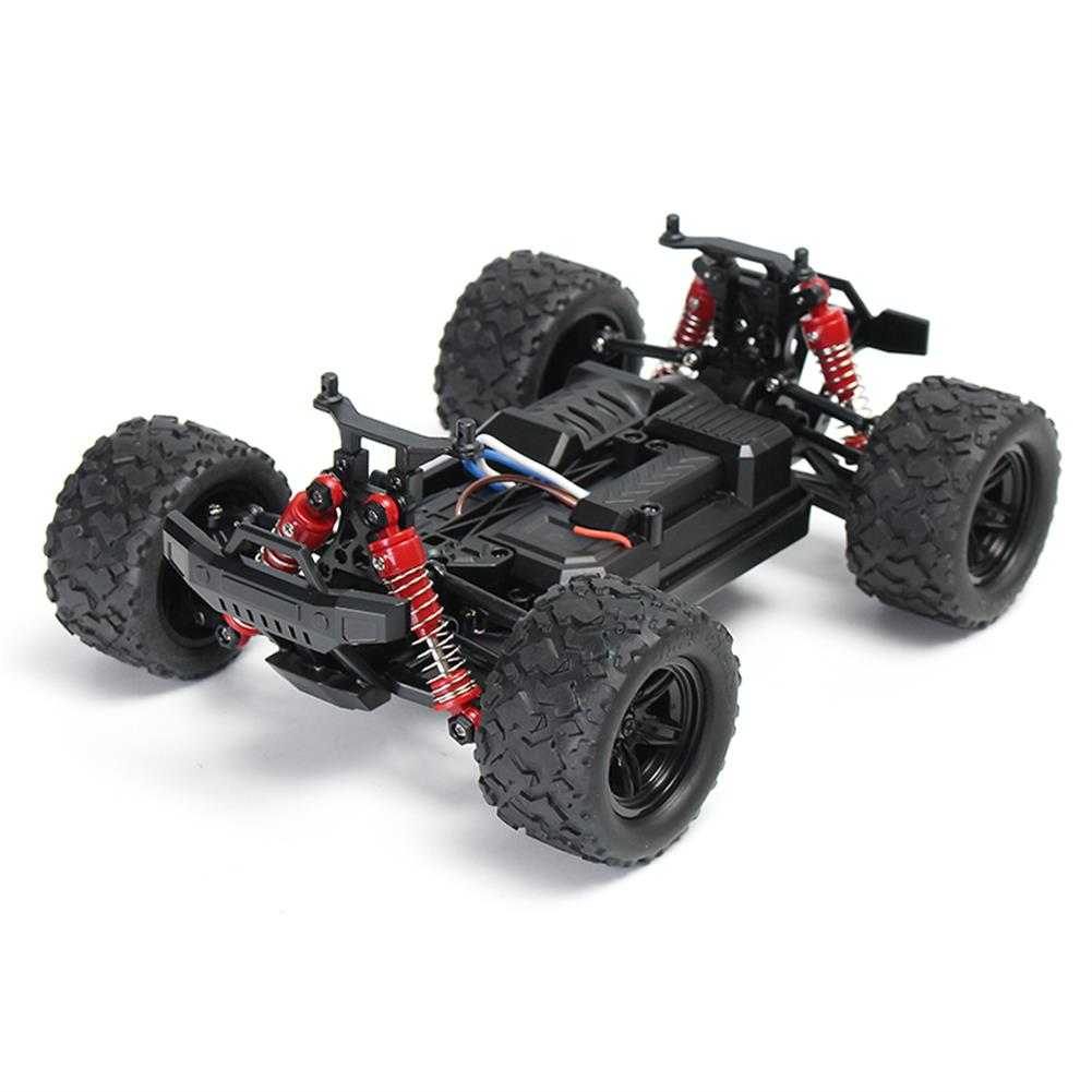 rc-cars HS 18301/18302 1/18 2.4G 4WD High Speed Big Foot RC Racing Car OFF-Road Vehicle Toys RC1256772 9