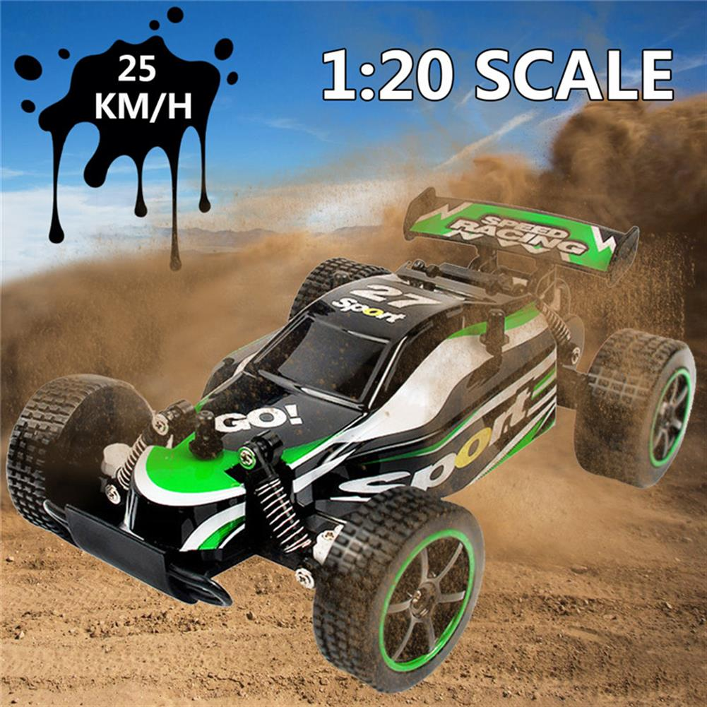 rc-cars 23211 1/20 2.4G 2WD High Speed RC Racing Drift Car Wave Drive Truck Electric Off-Road Vehicle Toys RC1257690 1
