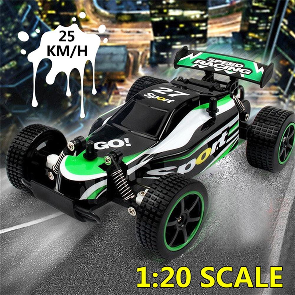 rc-cars 23211 1/20 2.4G 2WD High Speed RC Racing Drift Car Wave Drive Truck Electric Off-Road Vehicle Toys RC1257690 2