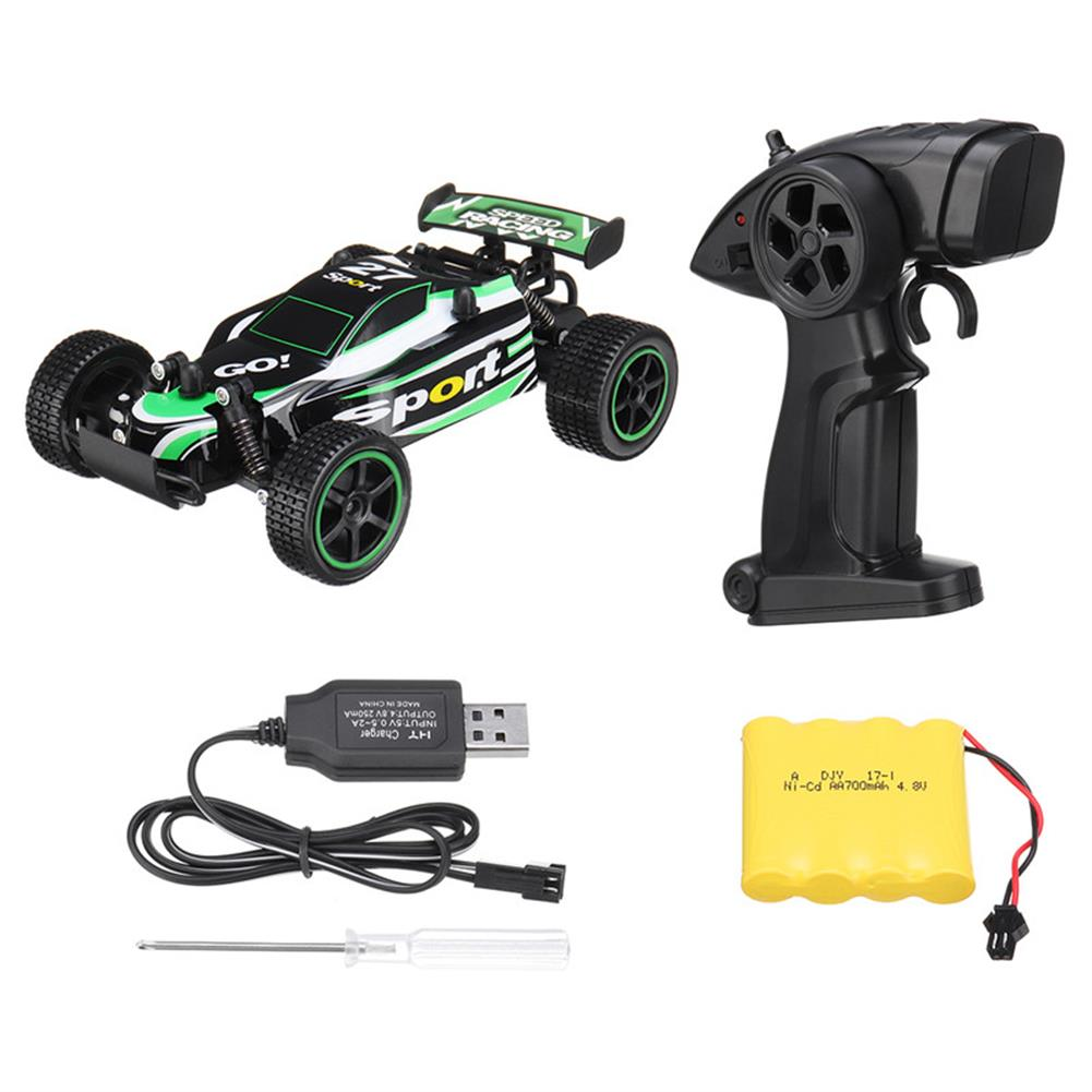 rc-cars 23211 1/20 2.4G 2WD High Speed RC Racing Drift Car Wave Drive Truck Electric Off-Road Vehicle Toys RC1257690 8