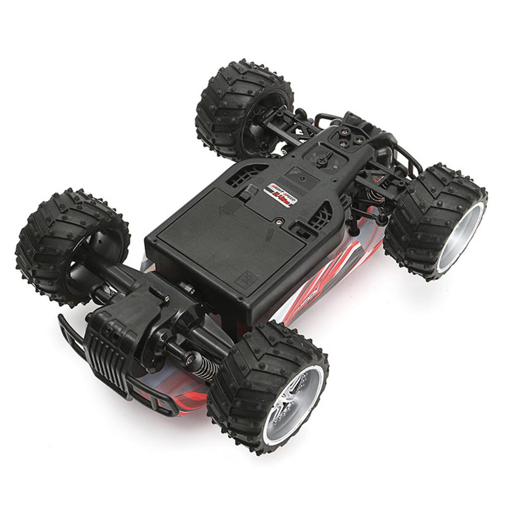 rc-cars PXtoys 9504 1/16 2.4G 2WD High Speed Radio Fast Remote Control RTR Racing Buggy Off Road RC Car RC1261626 6