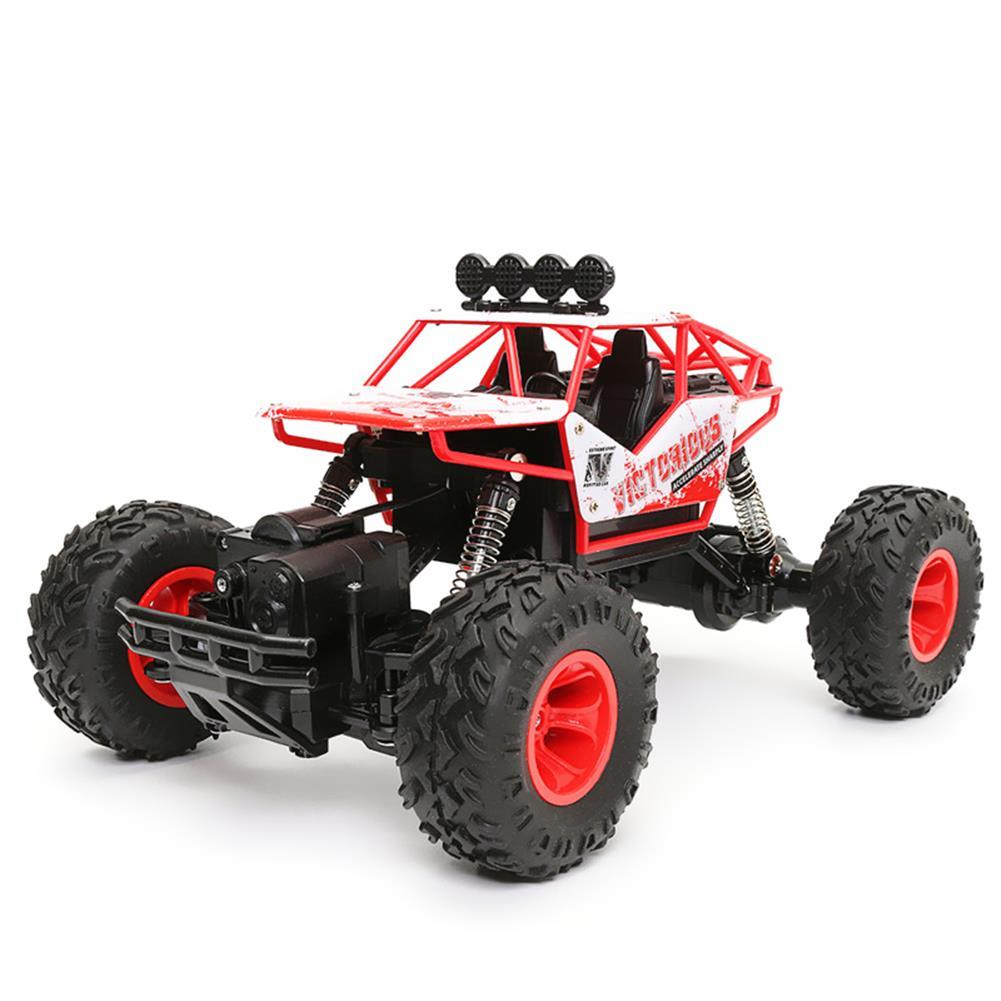 rc-cars 1/16 2.4G 4WD Radio Fast Remote Control RC RTR Racing Buggy Crawler Car Off Road RC1261921
