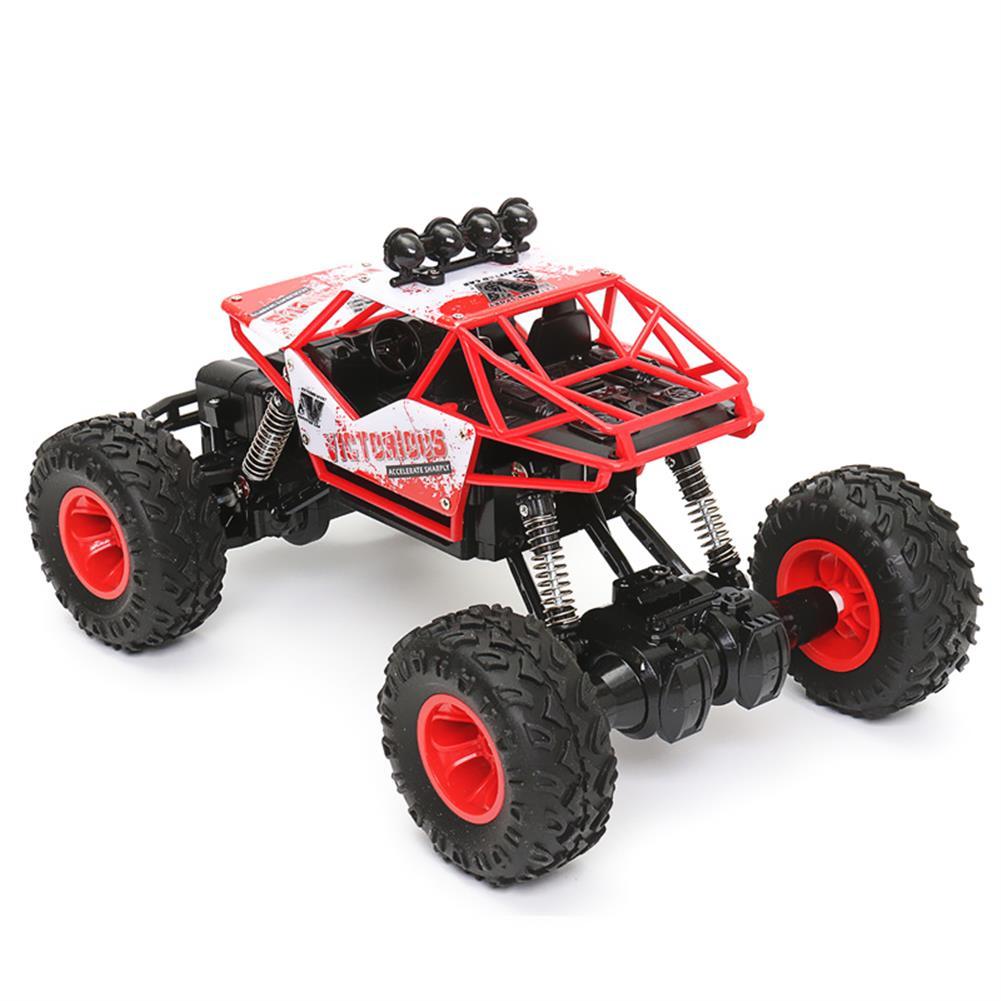 rc-cars 1/16 2.4G 4WD Radio Fast Remote Control RC RTR Racing Buggy Crawler Car Off Road RC1261921 3