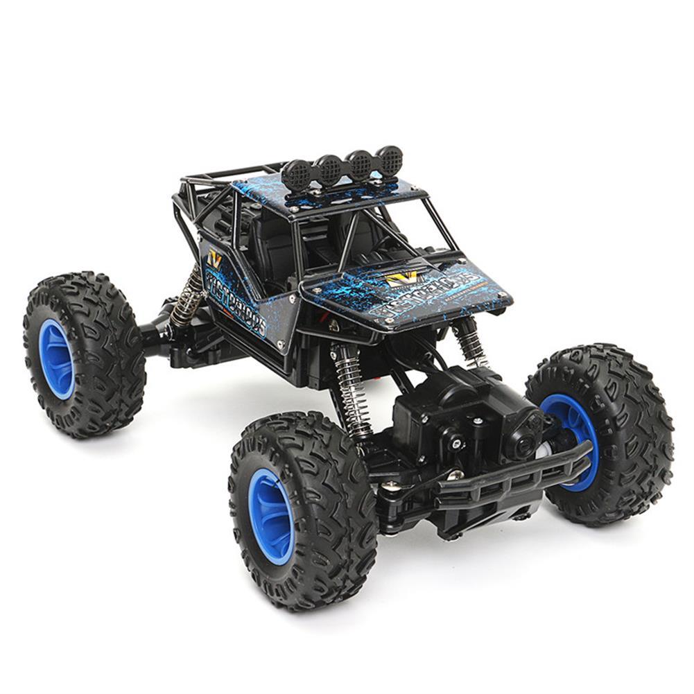 rc-cars 1/16 2.4G 4WD Radio Fast Remote Control RC RTR Racing Buggy Crawler Car Off Road RC1261921 5