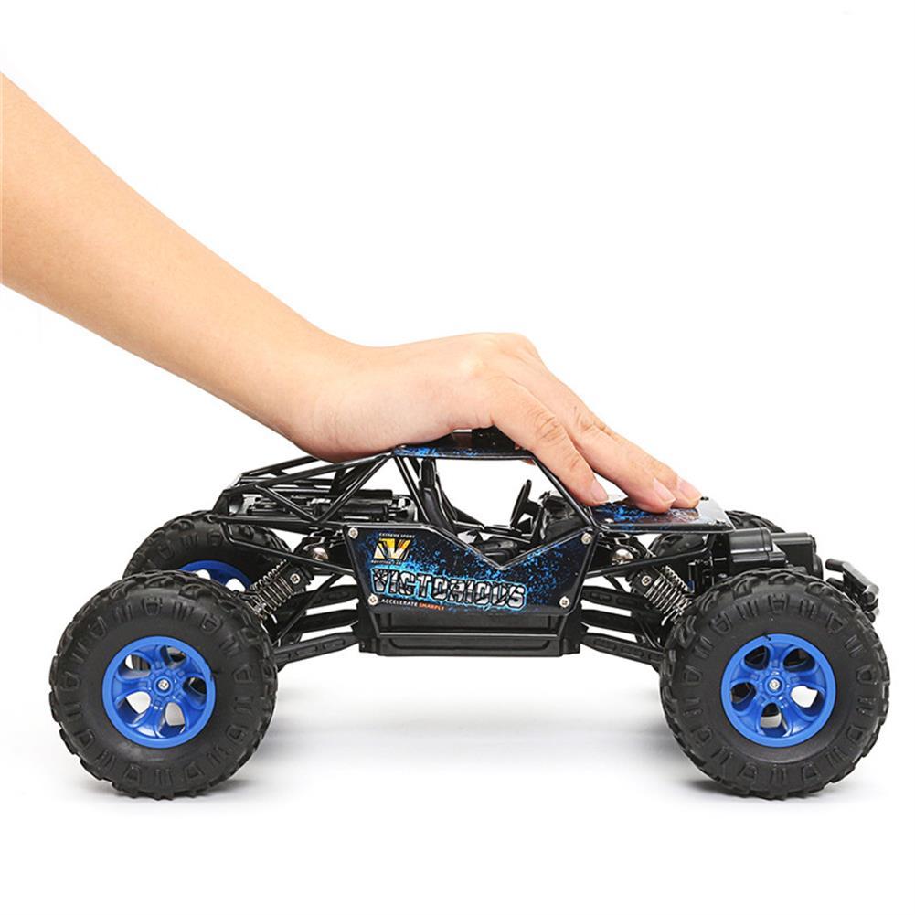 rc-cars 1/16 2.4G 4WD Radio Fast Remote Control RC RTR Racing Buggy Crawler Car Off Road RC1261921 6