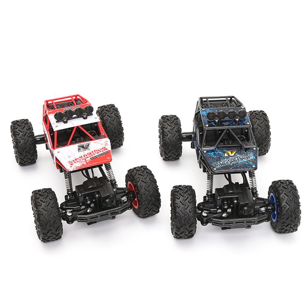 rc-cars 1/16 2.4G 4WD Radio Fast Remote Control RC RTR Racing Buggy Crawler Car Off Road RC1261921 7