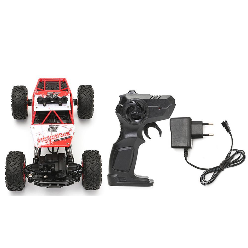 rc-cars 1/16 2.4G 4WD Radio Fast Remote Control RC RTR Racing Buggy Crawler Car Off Road RC1261921 8