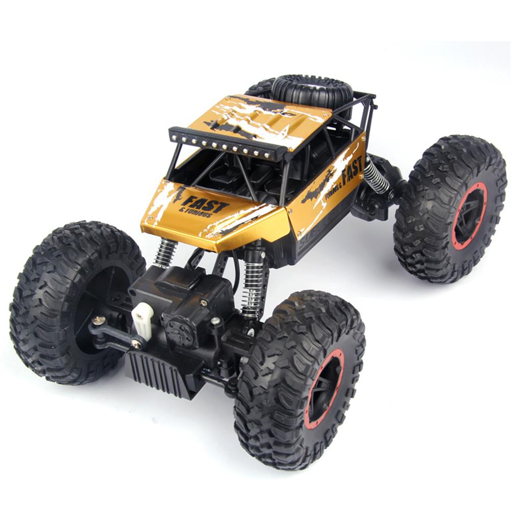 rc-cars Dadgod 1/18 2.4G 4WD Racing  RC Car High Speed Rock Crawler Bigfoot Climbing Truck Toy RC1262118 1