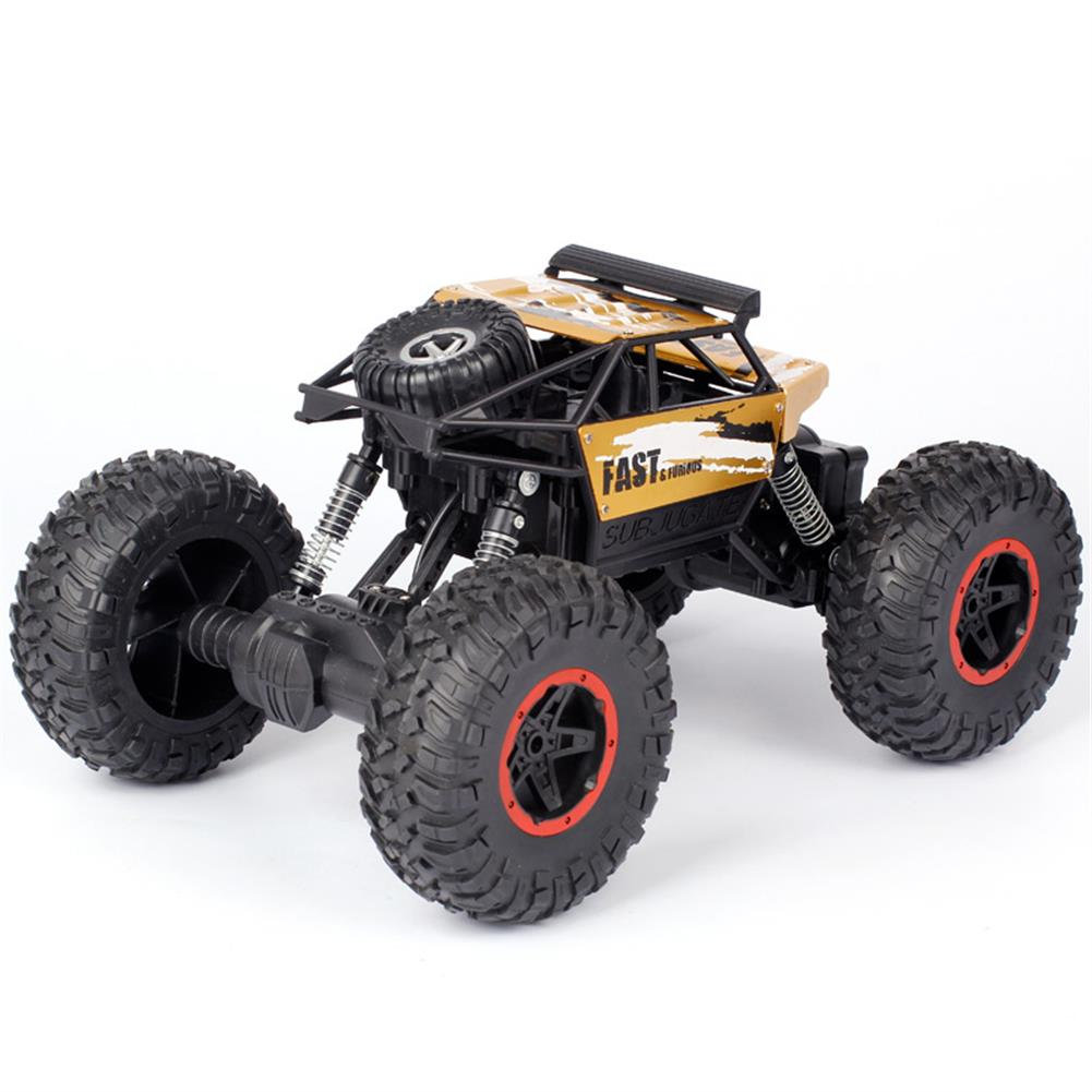 rc-cars Dadgod 1/18 2.4G 4WD Racing  RC Car High Speed Rock Crawler Bigfoot Climbing Truck Toy RC1262118 3