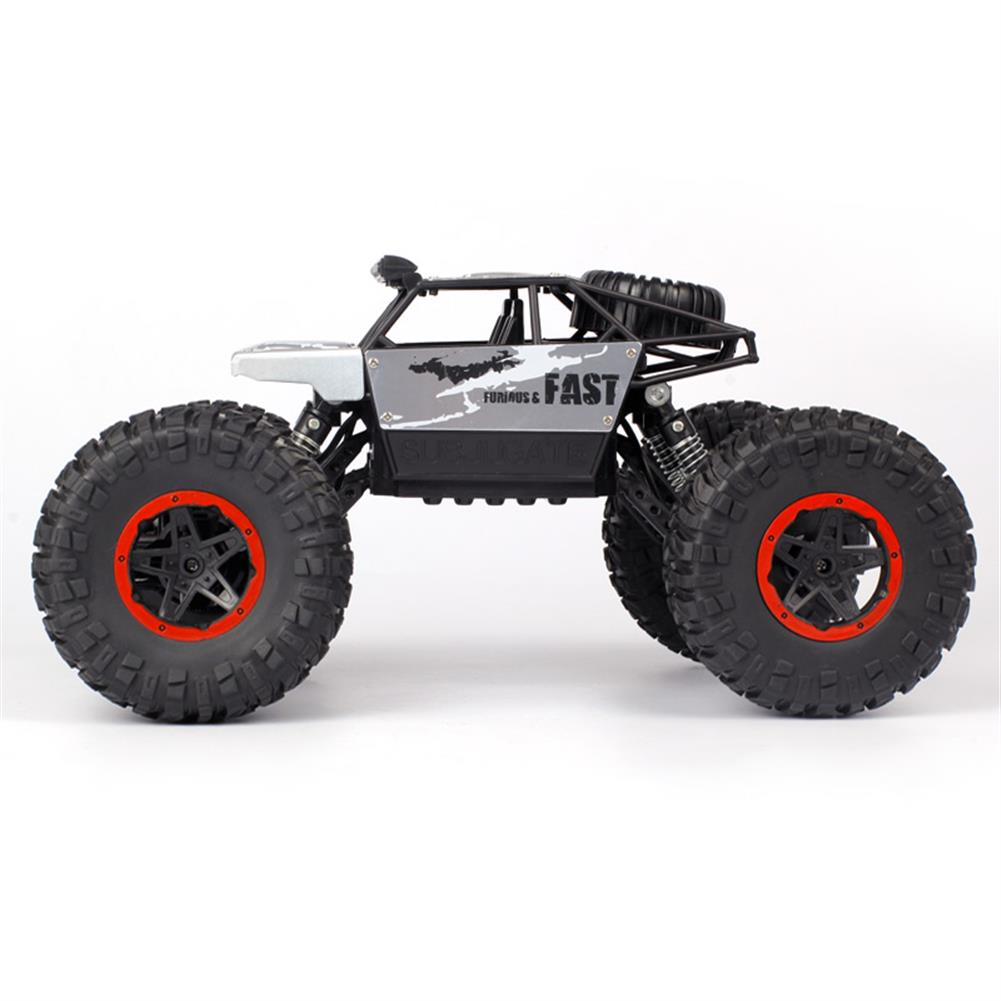 rc-cars Dadgod 1/18 2.4G 4WD Racing  RC Car High Speed Rock Crawler Bigfoot Climbing Truck Toy RC1262118 5