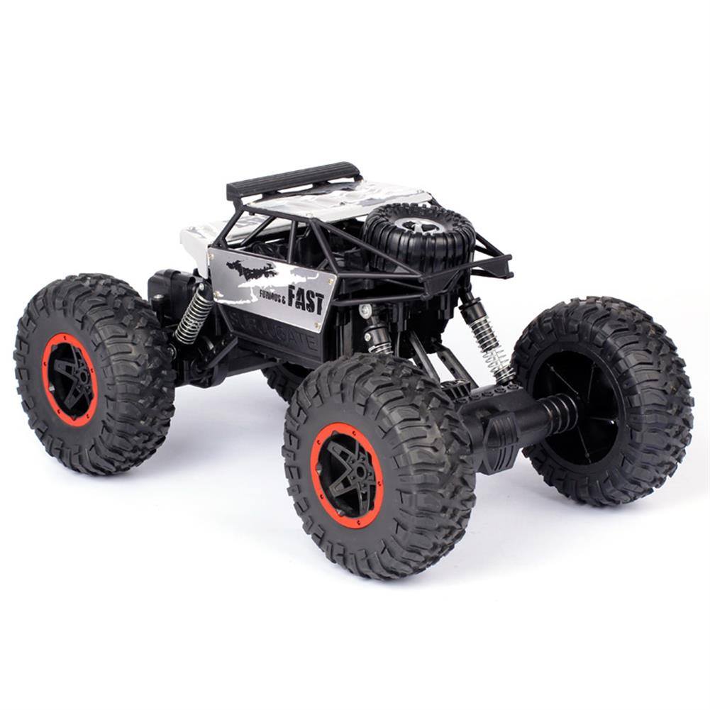 rc-cars Dadgod 1/18 2.4G 4WD Racing  RC Car High Speed Rock Crawler Bigfoot Climbing Truck Toy RC1262118 6