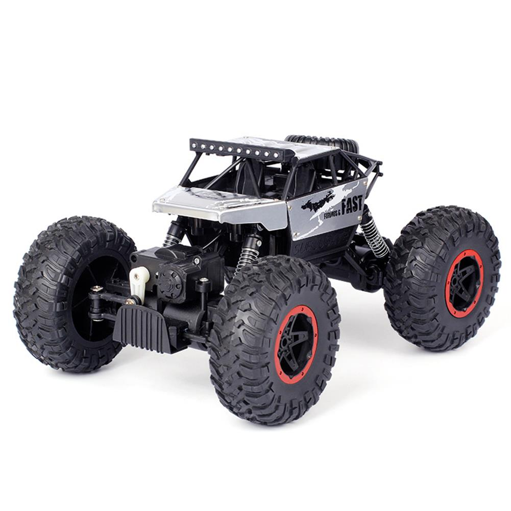 rc-cars Dadgod 1/18 2.4G 4WD Racing  RC Car High Speed Rock Crawler Bigfoot Climbing Truck Toy RC1262118 7