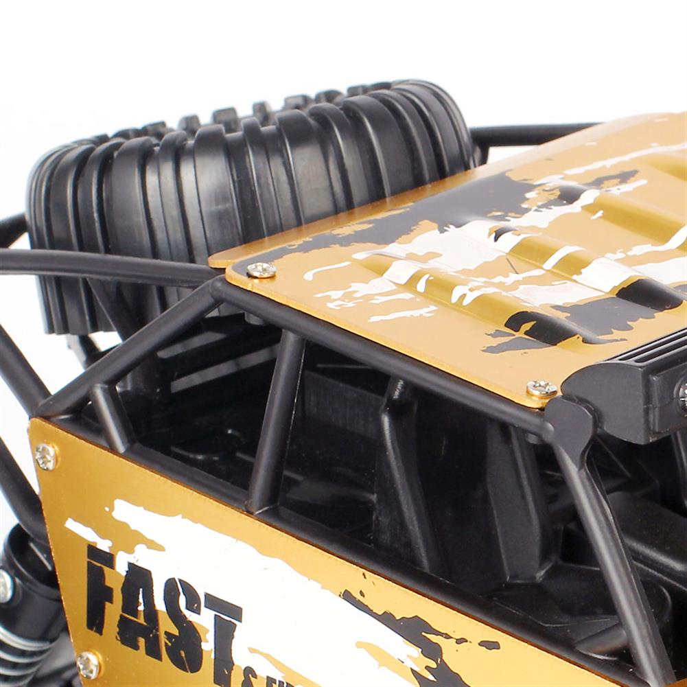 rc-cars Dadgod 1/18 2.4G 4WD Racing  RC Car High Speed Rock Crawler Bigfoot Climbing Truck Toy RC1262118 8