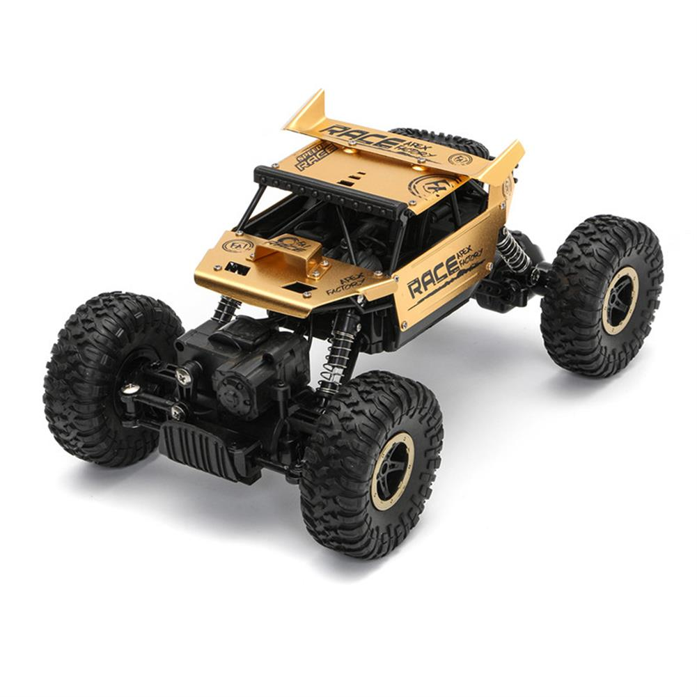 rc-cars Alloy 2.4G 1/18 4WD Crawler Climbing Professional Off-Road Vehicle RC Car RC1264553