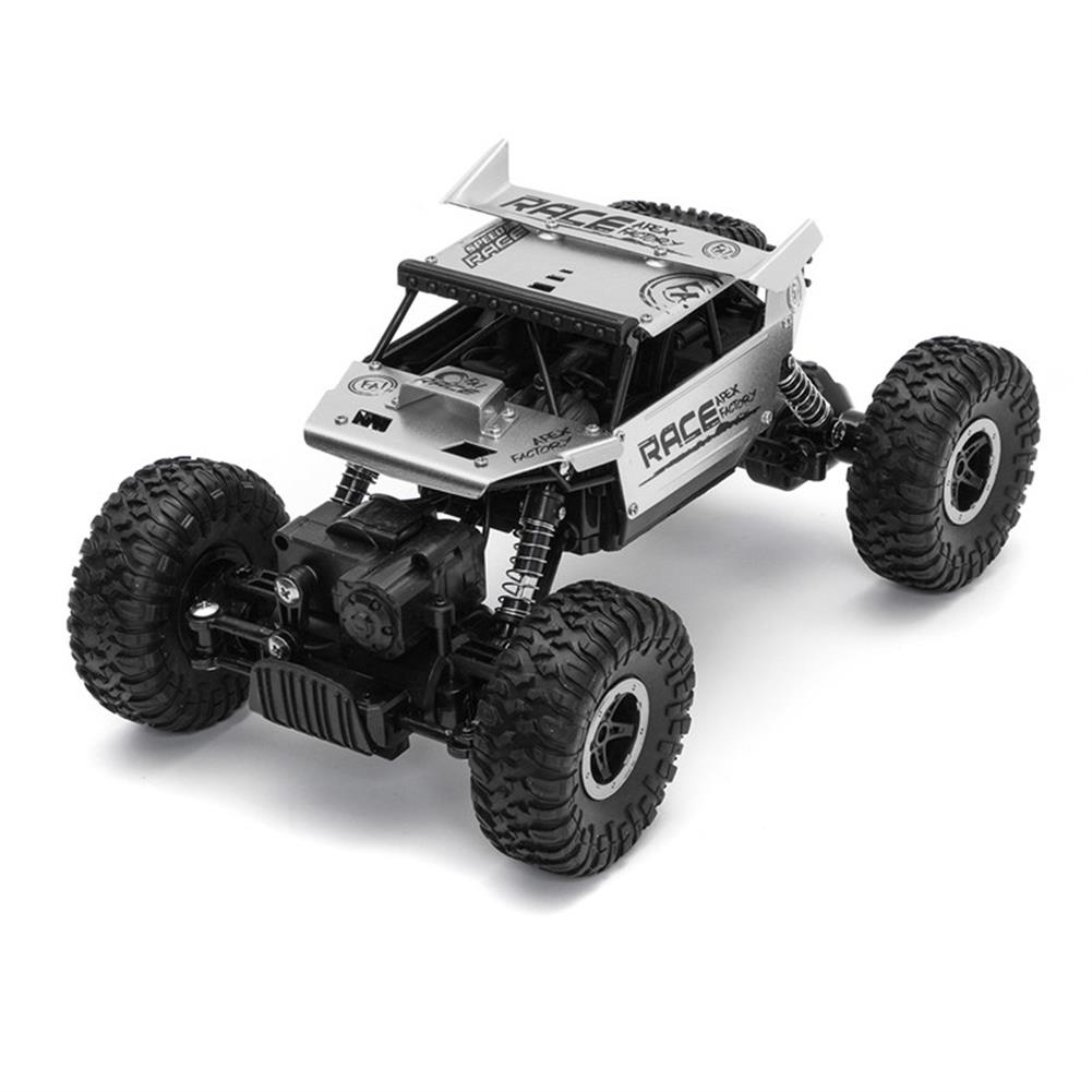 rc-cars Alloy 2.4G 1/18 4WD Crawler Climbing Professional Off-Road Vehicle RC Car RC1264553 1