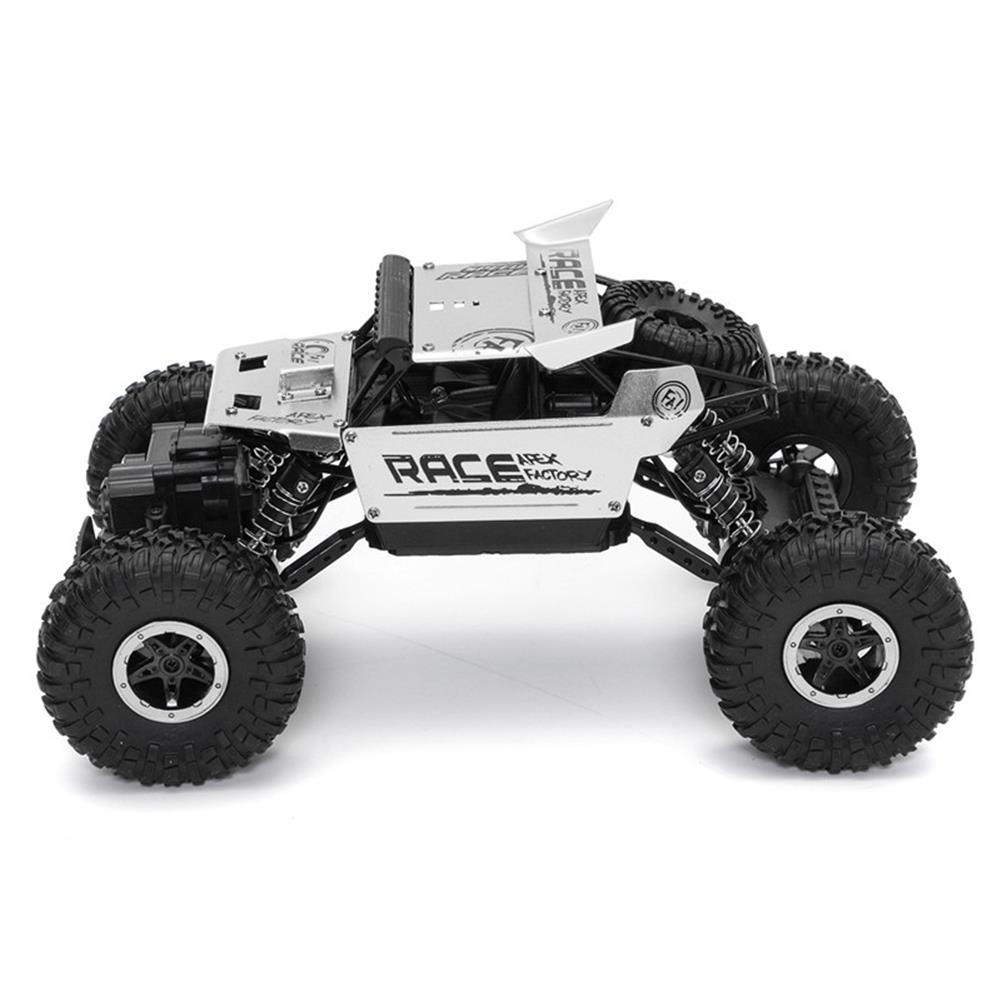rc-cars Alloy 2.4G 1/18 4WD Crawler Climbing Professional Off-Road Vehicle RC Car RC1264553 2