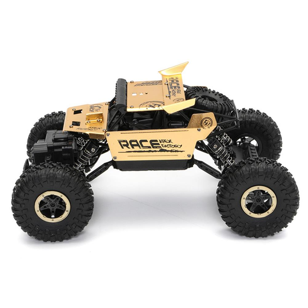rc-cars Alloy 2.4G 1/18 4WD Crawler Climbing Professional Off-Road Vehicle RC Car RC1264553 3