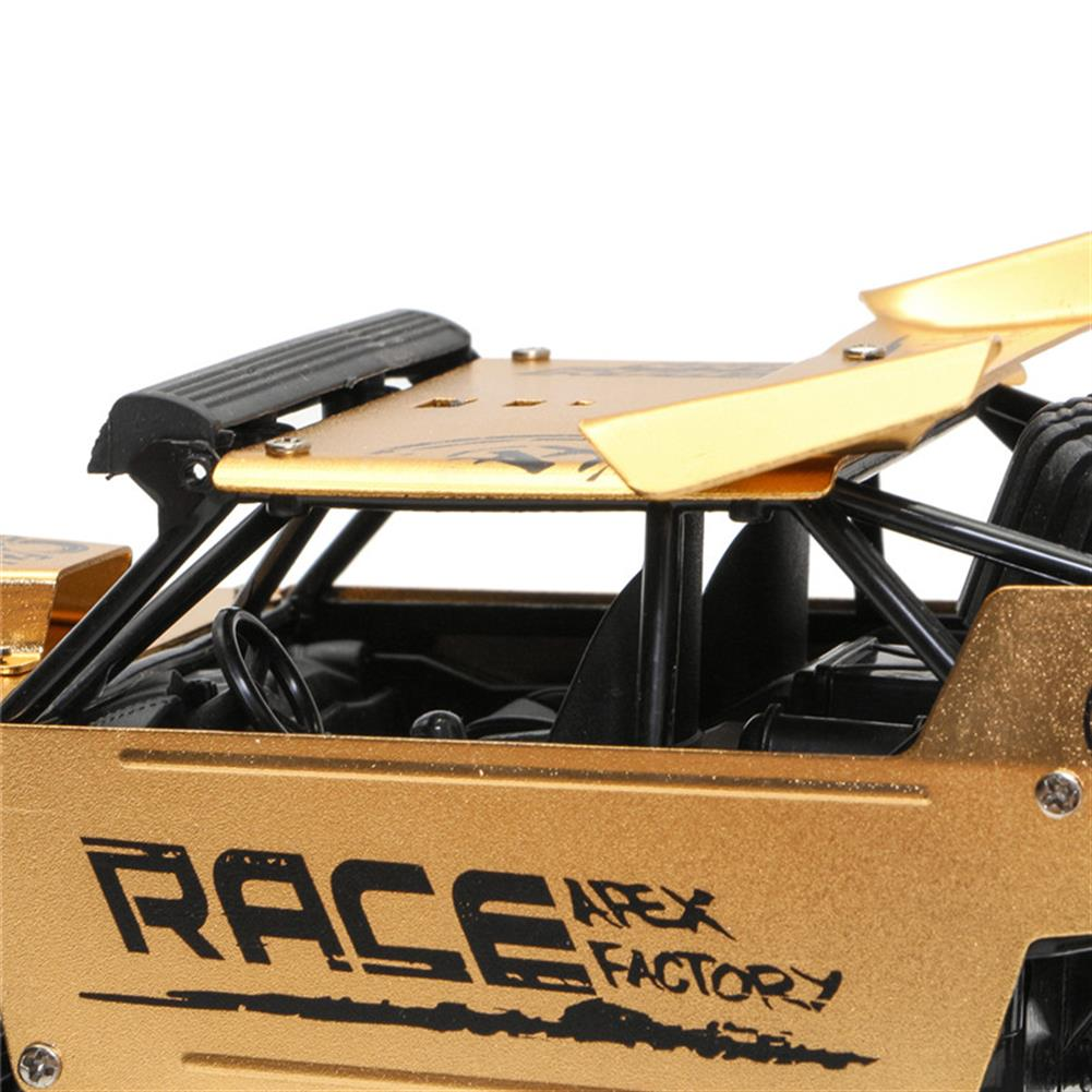 rc-cars Alloy 2.4G 1/18 4WD Crawler Climbing Professional Off-Road Vehicle RC Car RC1264553 6