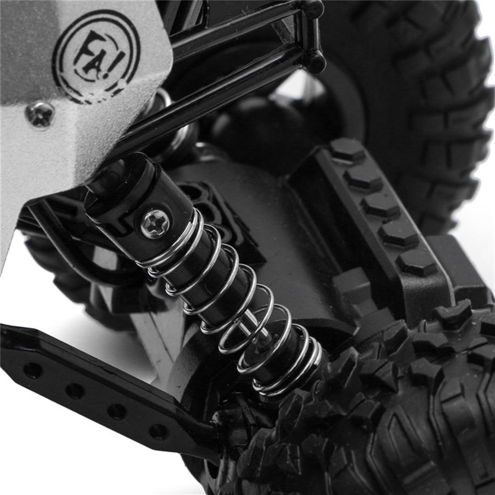 rc-cars Alloy 2.4G 1/18 4WD Crawler Climbing Professional Off-Road Vehicle RC Car RC1264553 8