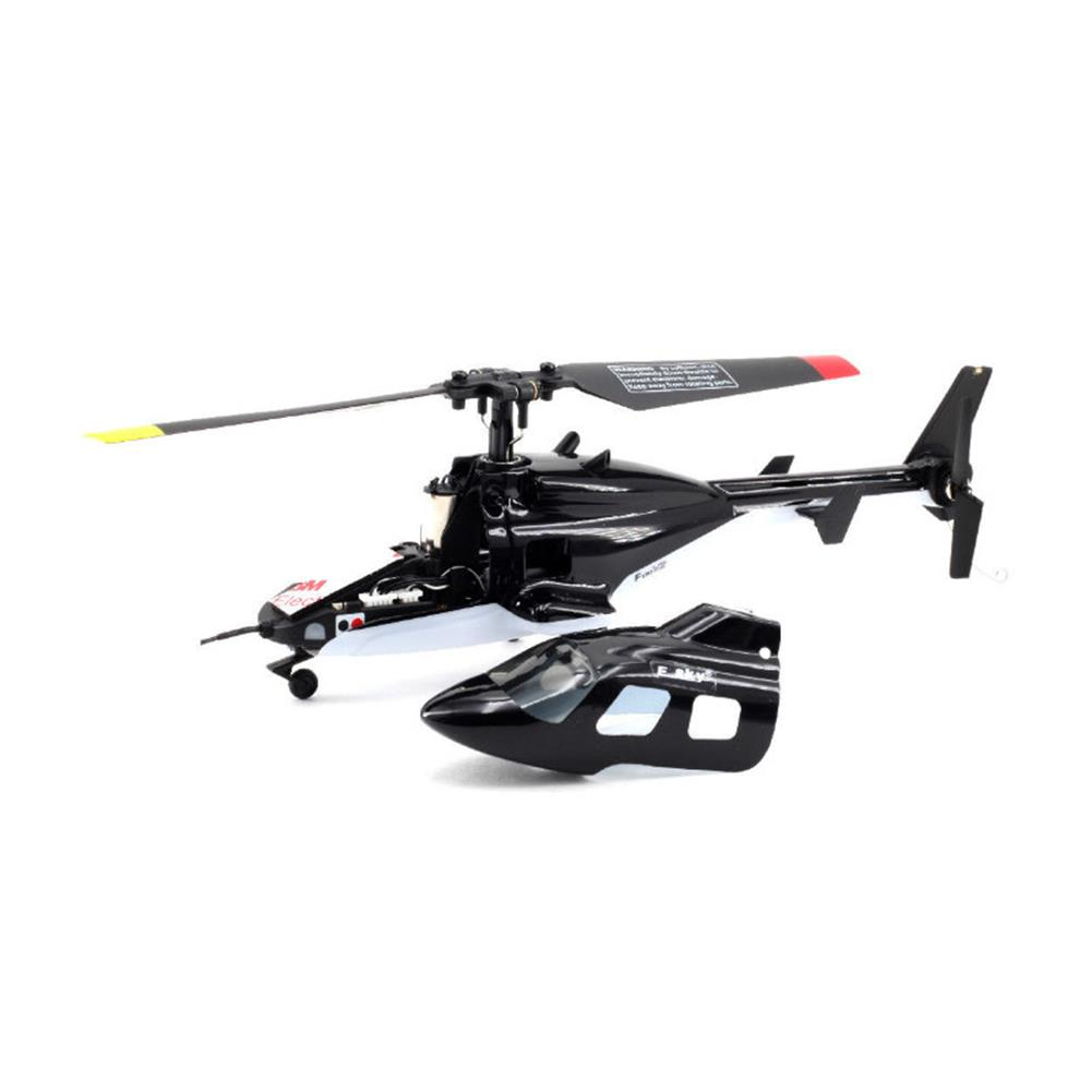 rc-helicopters ESKY F150 V2 5CH 2.4G AHSS 6 Axis Gyro Flybarless RC Helicopter With CC3D RC1265377 3