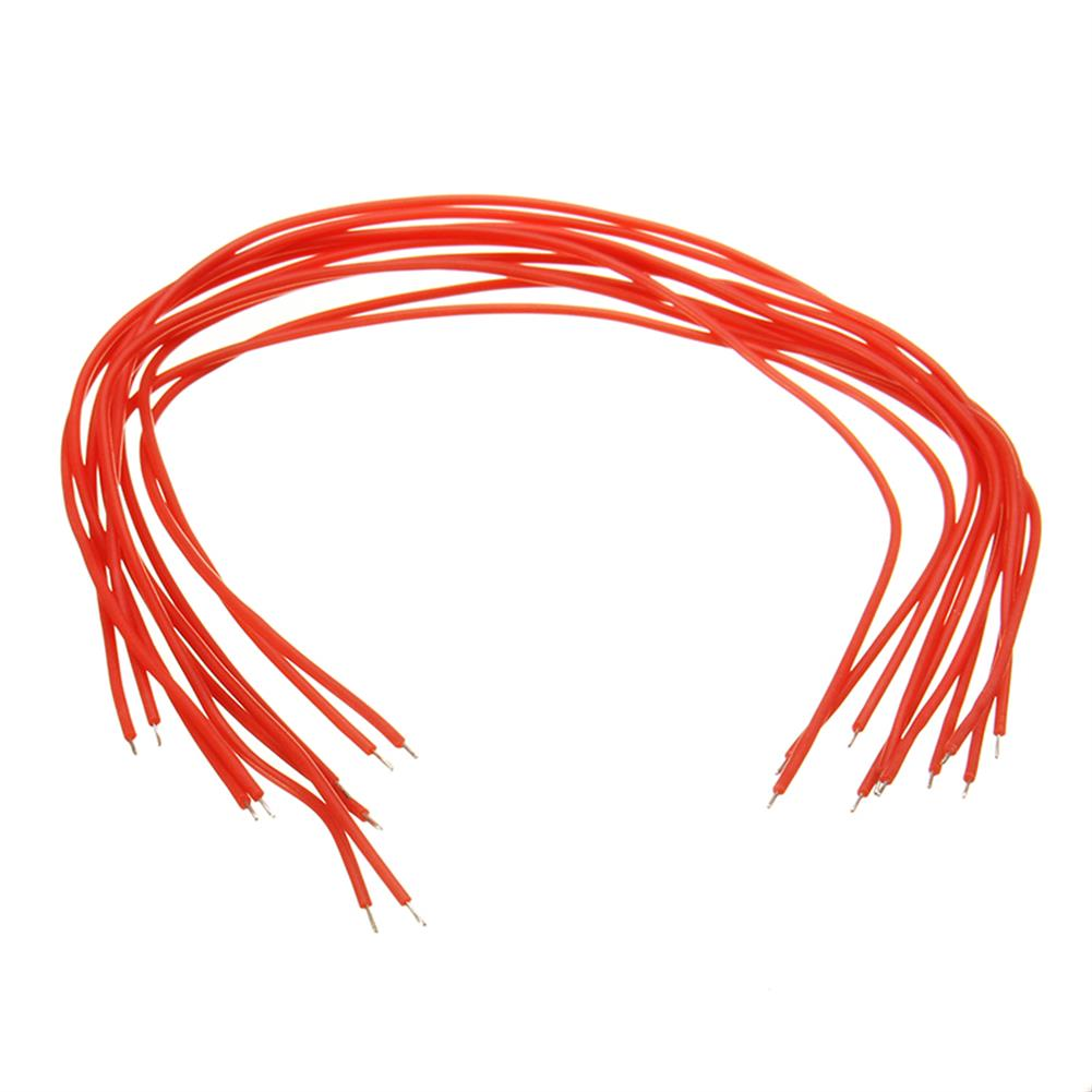 connector-cable-wire 10 Pcs DIY 15cm Silicone AWG30 Cable Flexible Signal Wire for RC Model Tool DIY Parts RC1268218 4