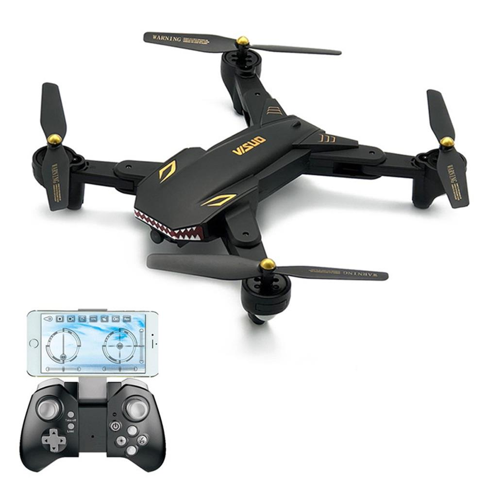 rc-quadcopters VISUO XS809S BATTLES SHARKS 720P WIFI FPV With Wide Angle Camera 20Mins Flight Time RC Quadcopter RC1269531